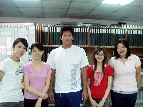 林哲瑄在波士頓紅襪隊被稱為台灣版的鈴木一朗耶!!!