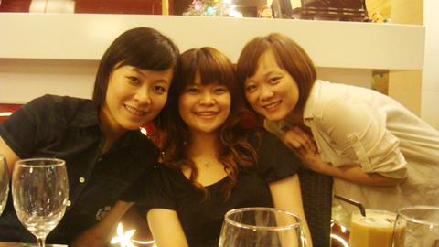 大驚喜!小沃竟然帶著惠妮出現!因為我們都以為她還在日本耶!