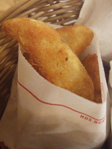 喔!!!超美味的金黃薯條!!!