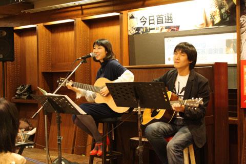 其實我們是要來聽王若琳的小小音樂會