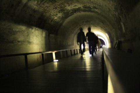 其實本來是計劃要來騎腳踏車的,但到這裡都天黑了只好放棄