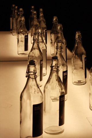 老實說我不是很懂這些空瓶想幹嘛