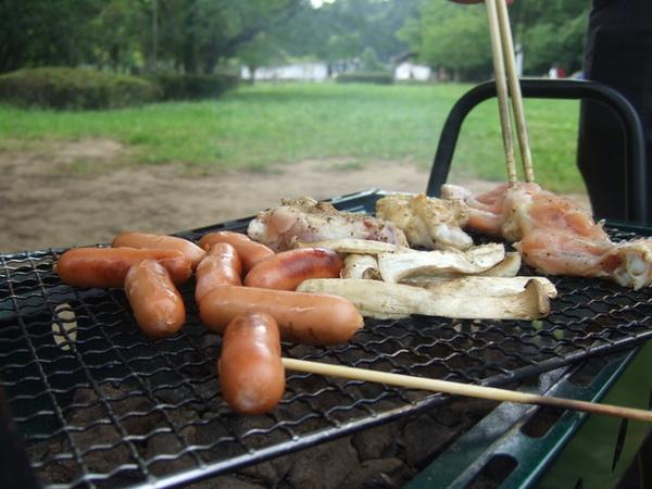 驚為天人的烤熱狗,一定要給它滿分!!!!