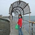 這裡是潟湖無人島之有趣的竹拱門