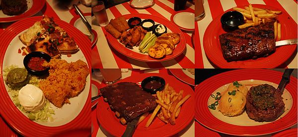 今晚的meal重口味都還不錯吃!
