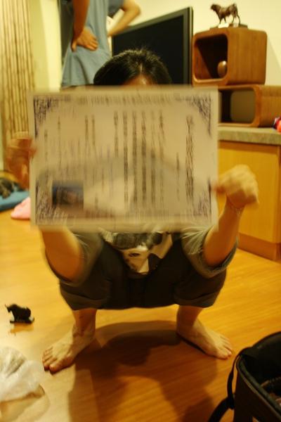 旅行社還發一人一張成功登上世界屋脊的證書,好妙!
