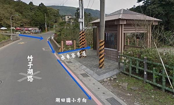 水車寮繡球花田