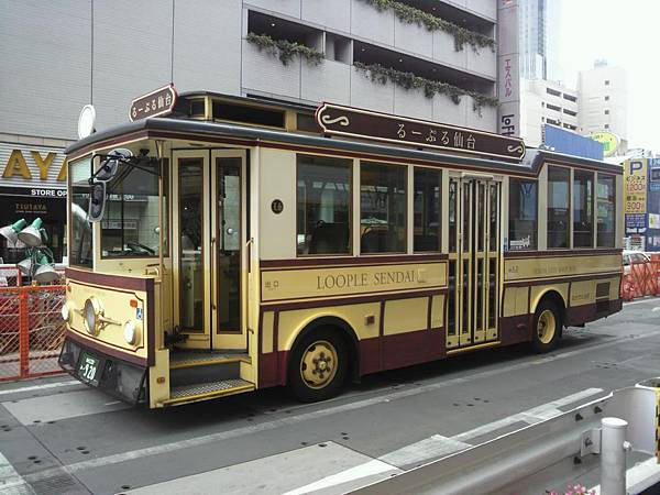 觀光巴士3