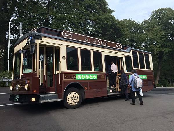 觀光巴士4
