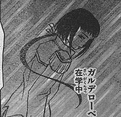 乙姬漫畫版的晶