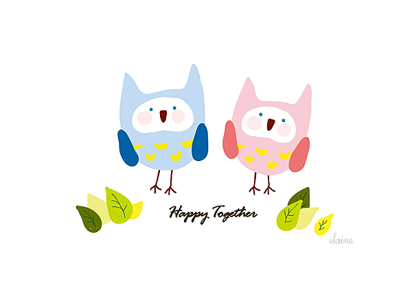 happy together-01