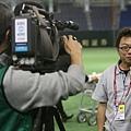 韓國KBS採訪
