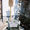晴明神社中的水井