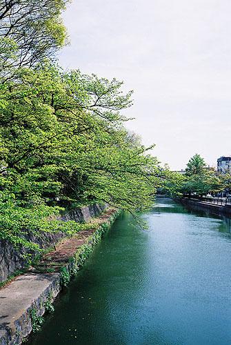不知名的河川