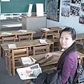 小時候的課桌椅