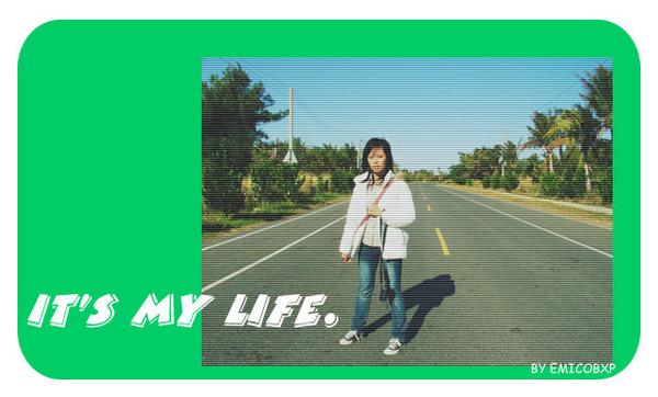 My life2