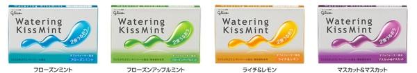 Watering Kissmint