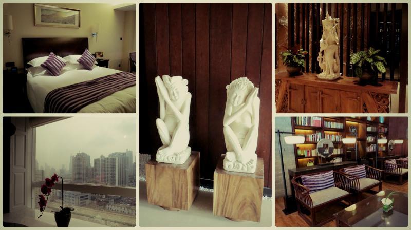 上海飯店一