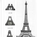 1889 eiffel tower