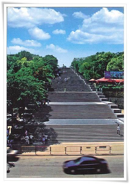potemkinskaya stairs