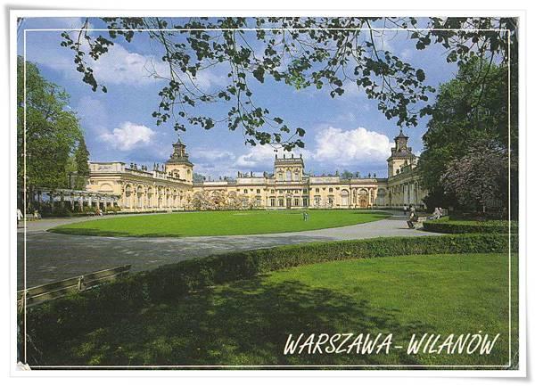 Warszawa Lilanow