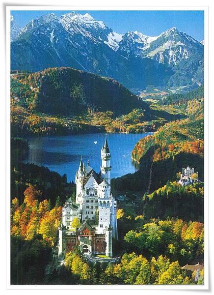 royal castle neuschwanstein