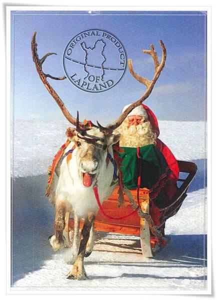 santa claus of lapland