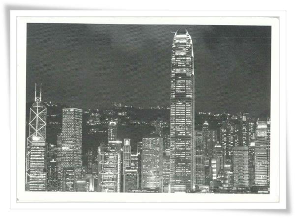 hk night view