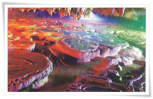 桂林 溶岩奇觀