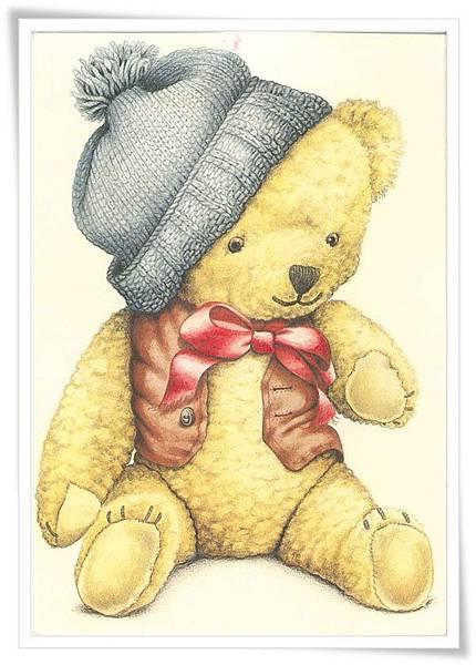 Teddy AU
