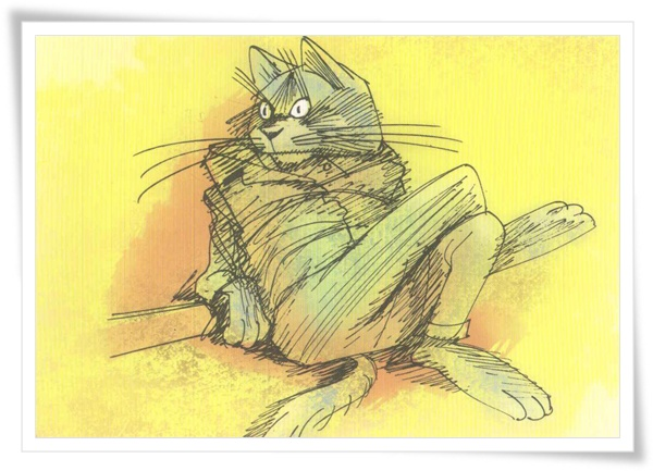 RU cat