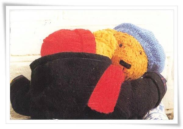 NL bears hug