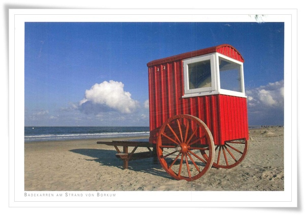 bathing machines on borkum beach.jpg