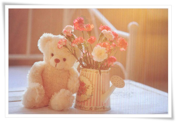 Teddy bear and flowers.jpg