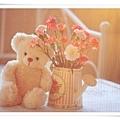Teddy bear and flowers.jpg
