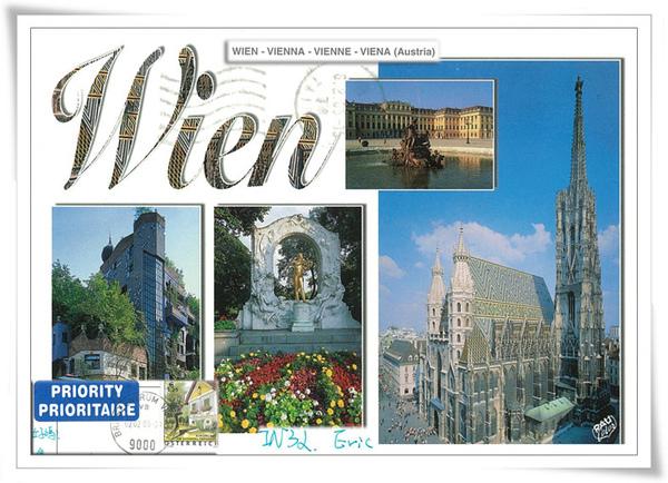 WIEN- VIENNA