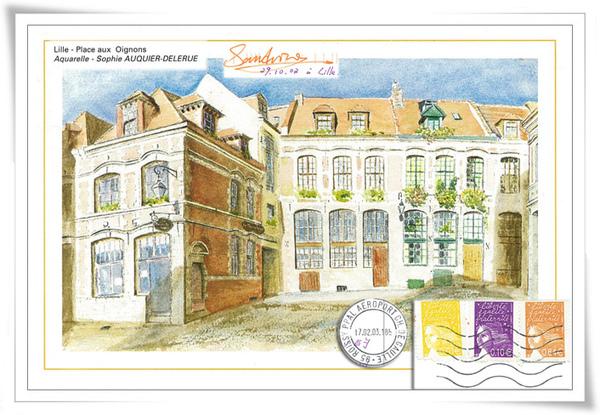 Lille-Place aux Oignons