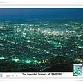 <<北海道>>The Beautiful Scenery of SAPPORO