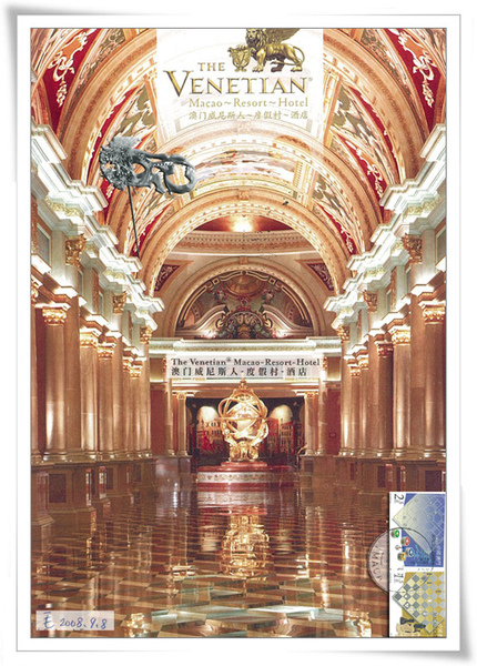 威尼斯人度假村 <The Venetian Macao Resort Hotel>