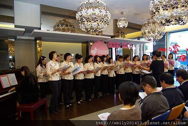 蘆洲愛樂婦女合唱團-海濱之歌