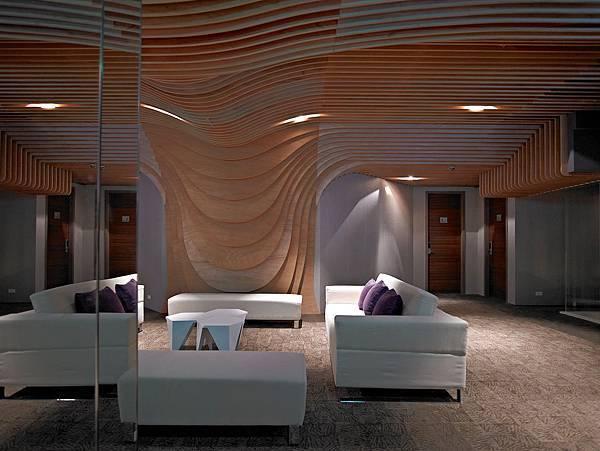 愛麗生婦產科三樓會客大廳生命之樹旨在詠讚生命之偉大.jpg