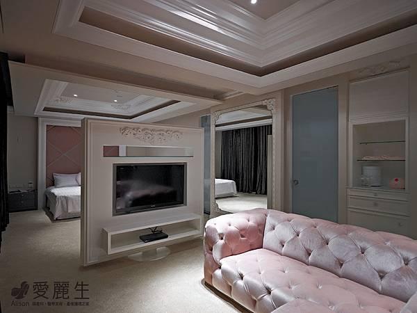 愛麗生產後護理之家VIP房3.jpg
