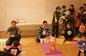 愛麗生盃寶寶搬尿布比賽1