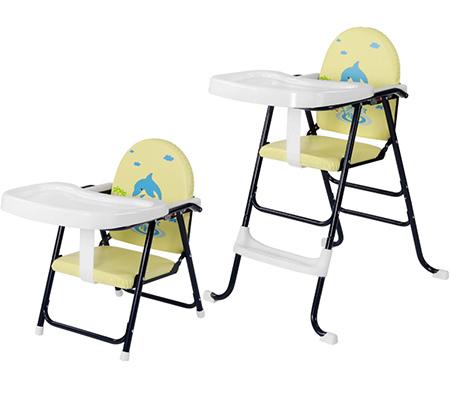【HC042】Matsuco 無印良品風高低兩用餐椅