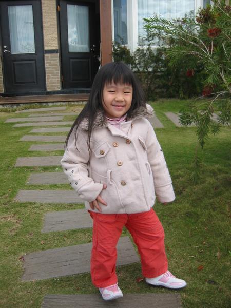 愛擺pose的蘇小安姐姐