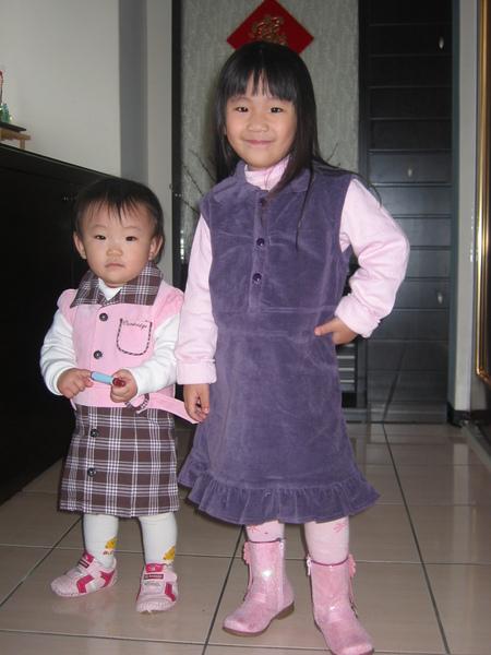 蘇小安和蘇小穎