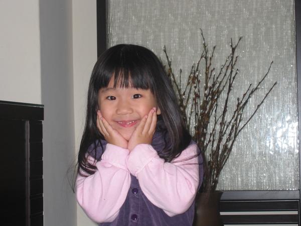 蘇小安的新Pose