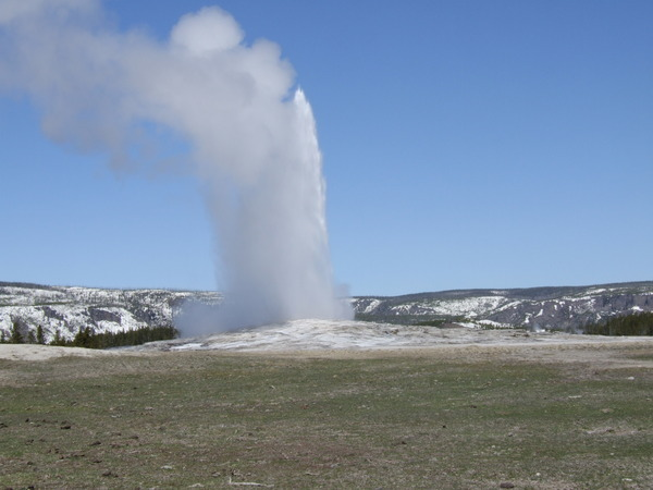 老忠實噴泉