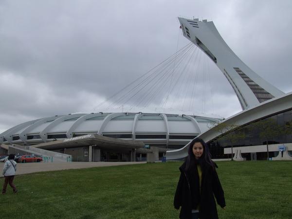蒙特婁奧林匹克運動場