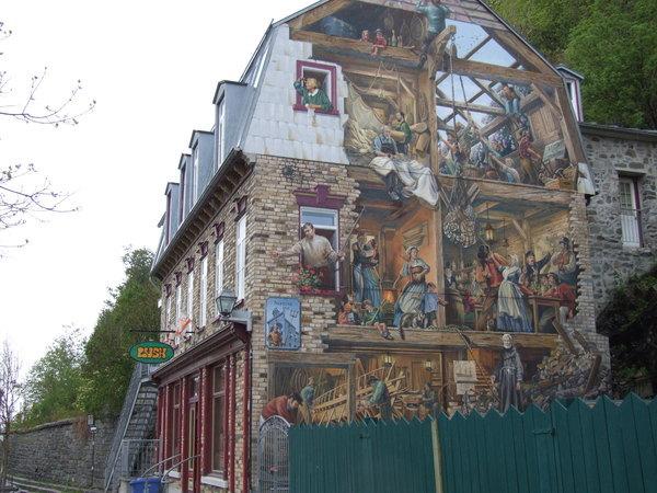 魁北克小香普蘭街
